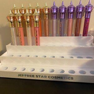 Jeffree Star lipgloss/lipstick holder